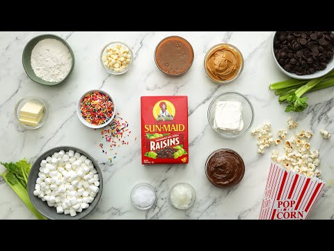 Movie Night Snacks // Presented by Sun-Maid
