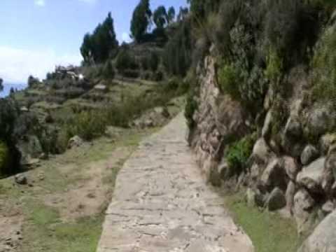 Viaje por Sudamerica di Giacomo Sanesi. Taquile (PER). 01674 – vecchia salita