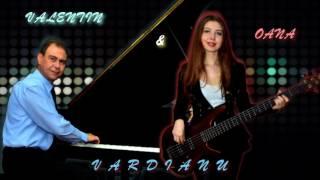 Cose Della Vita (piano and bass cover by Valentin & Oana Vardianu)