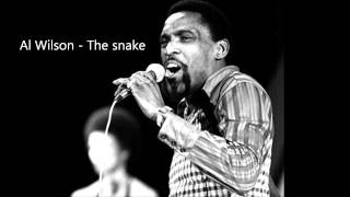 Al Wilson - The snake (with lyrics)