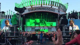 Armin van Buuren & Hardwell - Off The Hook live @ 538 Koningsdag Breda 2017