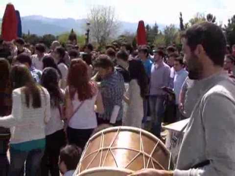 Sakarya Üniversitesi Yemek ve Ulaşım Sorunu Protestosu.flv