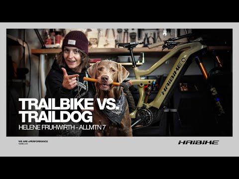 Trailbike vs Traildog - Helene Fruhwirth | AllMtn 7