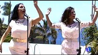 Azúcar Moreno - Punto de partida (Las Mañanas de TVE, 2014)