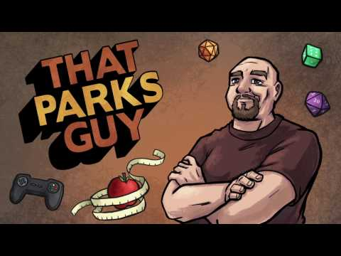 That Parks Guy - Animated You Tube Intro for Vlogger