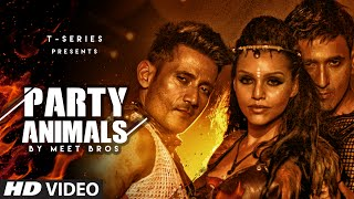 PARTY ANIMALS Video Song | Meet Bros, Poonam Kay, Kyra Dutt | New Song 2016 | T-Series width=