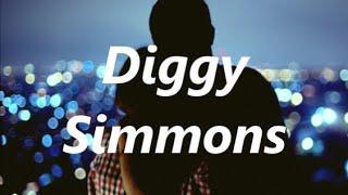 Diggy Simmons - Fall (Lyric Video)