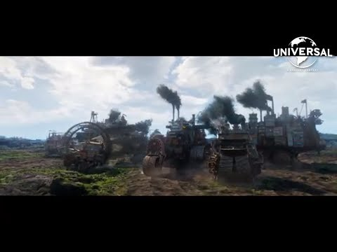 MORTAL ENGINES - Spot 6