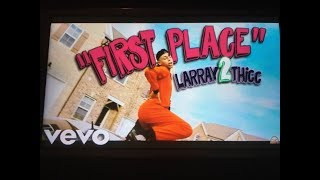 FIRST PLACE BY LARRAY *LYRIC VIDEO*
