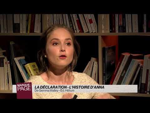 Vidéo de Gemma Malley