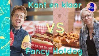 Magnetron Hotdog VS Best verkochte Hotdog   Smaakt't #3