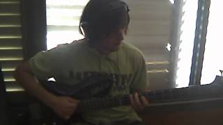 I See Stars - What This Means To Me bass cover