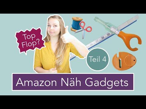 Ich teste 10 absurde Amazon Näh-Gadgets: Top oder Flop? – Teil 4