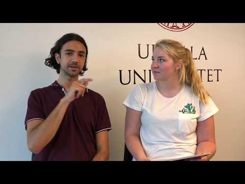 Q&A med studentambassadörer inför HT2018