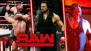 WWE Raw Highlights 1 October 2018 Hindi preview ! WWE #Raw 1/10/2018