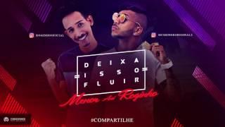 MC ROGINHO E MC MENOR - DEIXA ISSO FLUIR - MÚSICA NOVA 2017