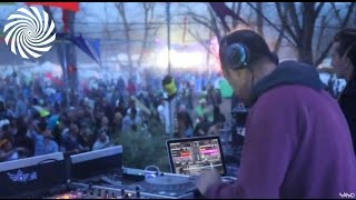DJ Regan @ Groove Attack Purim 2016