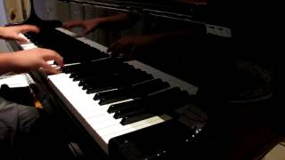 Fairy Tail - Sannin no Dragon Slayer - Piano