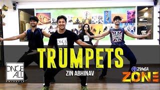 Trumpets - Sak noel & Salvi ft.Sean Paul   Zumba Fitness   DnceAll