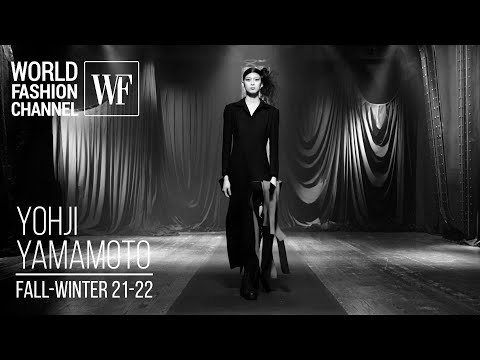 Yohji Yamamoto fall-winter 21-22 | Paris fashion week