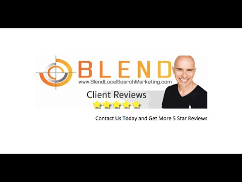 Blend Local Reviews - Get More Online Reviews for Your Business