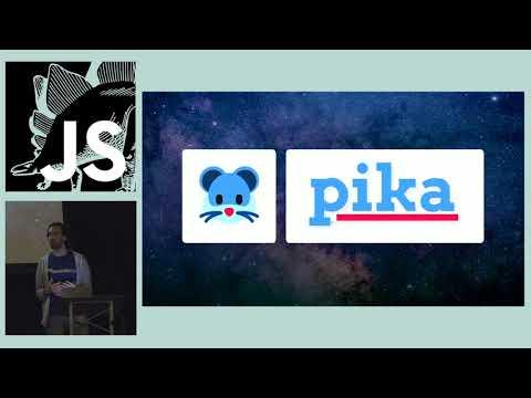 Pika: Reimagining the Registry