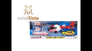 Spēlu komplekts un bērnu rotaļlietas - Air sea rescue