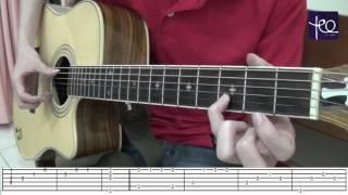 Akustik Gitar - Fingerstyle (Bunda - Melly Goeslow) width=