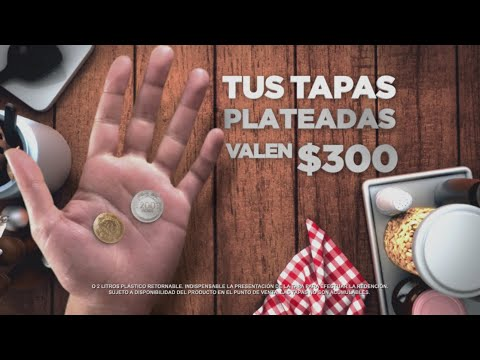 Tus Tapas Plateadas Valen 300 Pesos.
