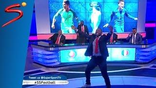 Eder Goal Reaction Euro 2016 Final - Benni McCarthy