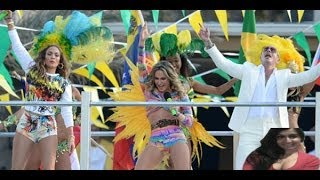 "Pitbull ""We Are One (Ole Ola)""  2014 FIFA World Cup Olodum Mix - Video Review"