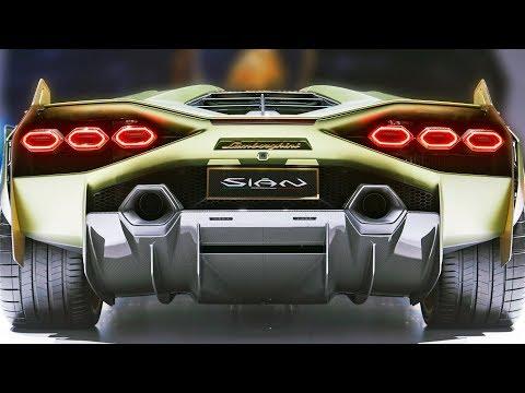 Lamborghini Sian FKP 37 ? The Fastest Lamborghini Ever