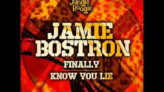 Jamie Bostron - Finally (Jungle Boogie 003) (D&B Dubwise Jungle)