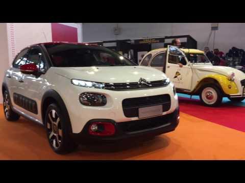 Citroën ad Auto e Moto d'Epoca 2016   Intervista a Marco Freschi