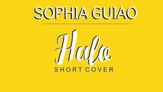 SOPHIA GUIAO - HALO (SHORT COVER) OFFICIAL