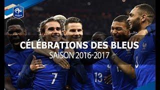 La compilation des célébrations des buts des Bleus