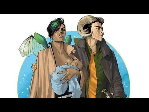 Why the Saga Comic Series Will Never Be Adapted as a TV Show or Movie