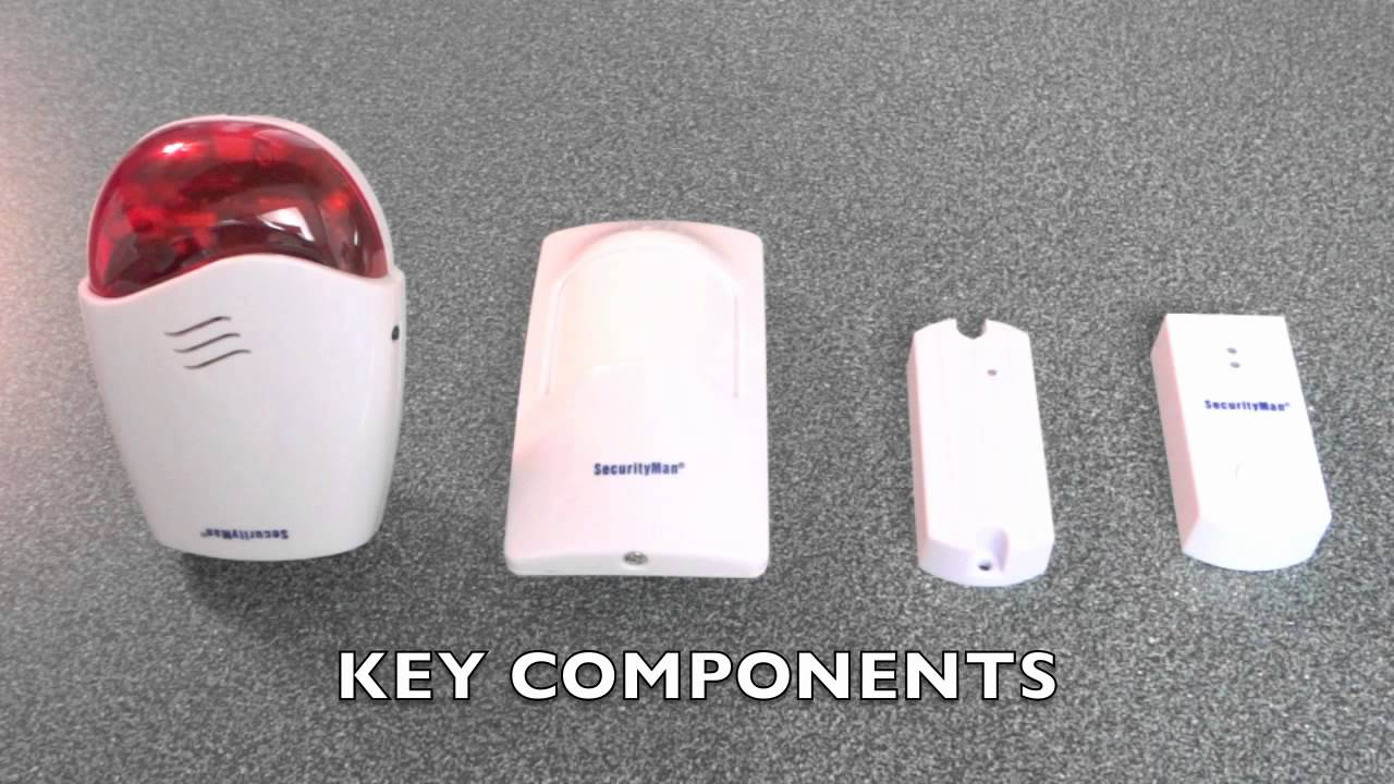 Wireless Home Security Alarm System Kemah TX 77565