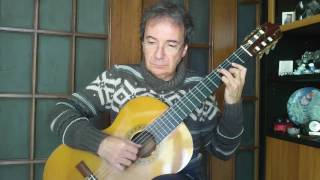 A Whiter Shade Of Pale - Senza Luce (Classical Guitar Arrangement by Giuseppe Torrisi)