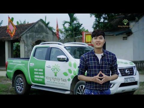 Nissan Navara đồng hành cùng chương trình Nông Nghiệp Sạch VTV1 - Số 86: Quả gấc