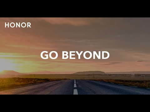 #GoBeyond what's possible in tech and achieve more with #HONOR in the future.