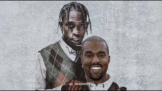 Travis Scott & Kanye West - PSYCHO MODE | Type Beat