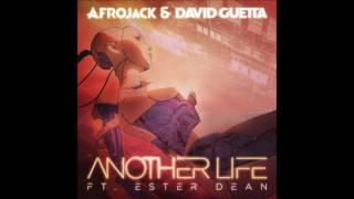 Afrojack & David Guetta - Another Life Ft. Ester Dean (Official Audio)