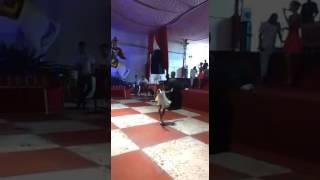 Concurso da Corte do carnaval 2017 - Mirim Dany Fogacinha 1° Princesa