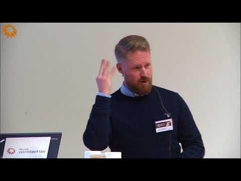 Uppstartsmöte för regional livsmedelsstrategi - Magnus Conradzon