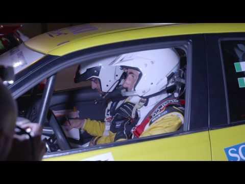 Suzuki Baleno SR – Rally di Roma Capitale 2016