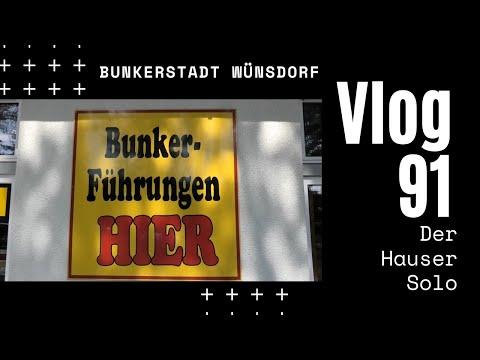 Bunkerstadt Wünsdorf - Daily Vlog 91