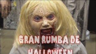 Gran Rumba Halloween en la finca el topacio octubre 27 y 28
