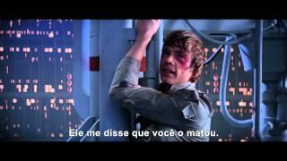 """STAR WARS - Episódio V: O Império Contra-Ataca - """"Eu sou seu pai"""""""
