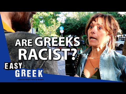 Are Greeks racist?   Easy Greek 50 photo